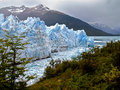Perito Moreno Glaciar Royalty Free Stock Photo