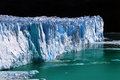 Perito moreno glacier in argentina Stock Photos