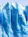 Perito Moreno Glacier, Los Glaciares National Park in Argentina Royalty Free Stock Photo