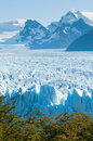 Perito Moreno Glacier, Patagonia, Argentina Royalty Free Stock Photo