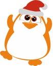 Perky Penguin Royalty Free Stock Photo
