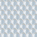 Perl scale pattern seamless volume Stock Images