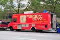 Perogy Boyz food truck Royalty Free Stock Images