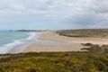 Perranporth Beach North Cornish