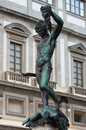 Perseus and Medusa Royalty Free Stock Photography