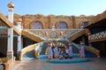 Persia Courtyard Royalty Free Stock Photo