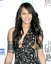 Persia white genesis awards beverly hilton hotel beverly hills ca march Royalty Free Stock Images