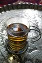 Persian Tea Royalty Free Stock Photo