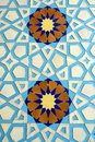 Persian Tiles Royalty Free Stock Photos