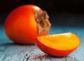Persimmon Royalty Free Stock Photo