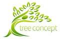Person Tree Icon