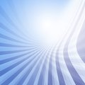 Perspective background blue white abstract Stock Photo