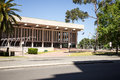 Perth Concert Hall at Saint Georges Terrace Royalty Free Stock Photo