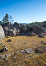 Peru, Qenko, located at Archaeological Park of Saqsaywaman.South America.This  archeological site - Inca ruins Stock Image