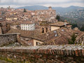 Perugia italy view of in Stock Photography