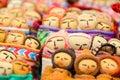 Peruvian cloth dolls
