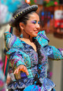 Peruvian Dancing Stock Images