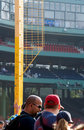Pesky's Pole - Right Field foul pole Royalty Free Stock Images