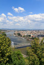 Pest of Budapest Royalty Free Stock Photography