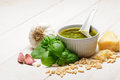 Pesto Stock Images