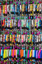 Pet collar the colorful of Stock Photography