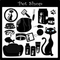 Pet shop2 Royalty Free Stock Photo