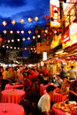 Petaling Street Royalty Free Stock Photography