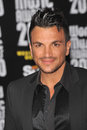 Peter Andre Stock Photo