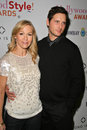 Peter Facinelli,Jennie Garth Stock Photography