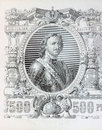 Peter the Great. Royalty Free Stock Photo