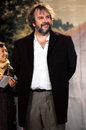 Peter jackson december st tokyo japan appears at the japan premiere for the hobbit an unexpected journey by in the Royalty Free Stock Photography