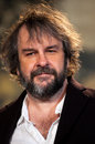 Peter jackson december st tokyo japan appears at the japan premiere for the hobbit an unexpected journey by in the Stock Images