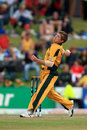 Peter Matthew Siddle Australian Bowler Royalty Free Stock Photo