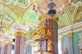 Peter and Paul Fortress. Interior. St-Petersburg. Royalty Free Stock Image