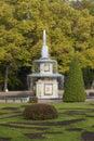 Peterhof fountain Stock Image
