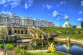 Peterhof Royalty Free Stock Photo