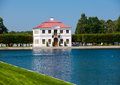Peterhof. The Marly Palace On ...