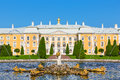 Peterhof Palace,  Russia Royalty Free Stock Photo
