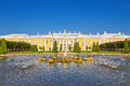 Peterhof Palace, St. Petersburg Royalty Free Stock Photo