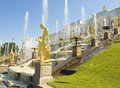 Peterhof, Russia Royalty Free Stock Photography