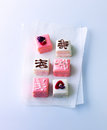 Petit Four Stock Photography