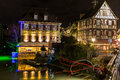 Petite Venise, Colmar, France, Europe Royalty Free Stock Photo