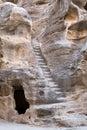 Petra - Jordan (Little Petra) Royalty Free Stock Image