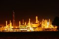 Petrochemical industry Stock Photos