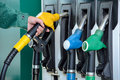 Petrol filling station Royalty Free Stock Photo