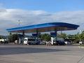 petrol service stations