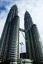 Petronas Towers Stock Photos