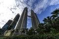 Petronas twin Tower Royalty Free Stock Photo