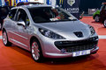 Peugeot 207 GTI - 5 Door Hatch - MPH Stock Photography