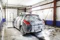 Peugeot 308 Royalty Free Stock Photo